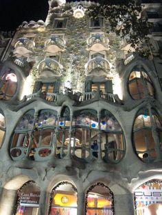 #Gaudi #Barcelona #StudyAbroad