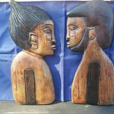 Check out this item in my Etsy shop https://www.etsy.com/listing/270750705/african-designed-wall-sculpture-art