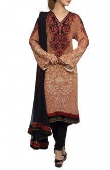 Multicolored Salwar By Tarun Tahiliani Rs 26800