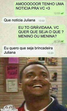 porraaaa Juliana