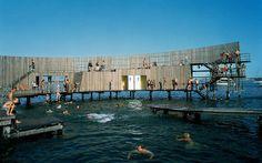Kastrup Sea Bath, White Architects