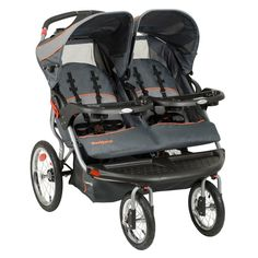 Looking for the Best Double Stroller? Check our Mountain BOB Baby Trend Navigator Double Jogging Stroller Review: features, performance, pros, cons, specifications and faqs!