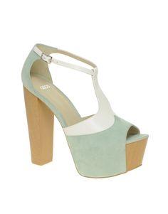 ASOS Platform Sandal