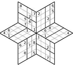 Spark Sudoku 6 branches