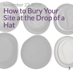 Optimizing your website? Black hat SEO. Check out these five SEO strategies that can hurt more than help your rankings.