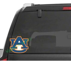 Auburn University Car Decal High Quality Outdoor Vinyl - Whimsical Embroidery Designs