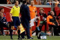 Oranje v Iceland, 0-1, Sept 03, 2015