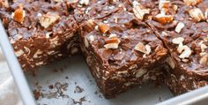 No-Bake Coconut Pecan Chocolate Bars – Easy & Delicious! | The Baking Bit | Page 2