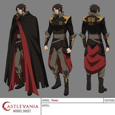 Fantasy Character Design, Character Design Inspiration, Character Concept, Character Art, Alucard Castlevania, Castlevania Netflix, Fantasy Characters, Anime Characters, Belmont Castlevania