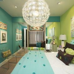 Room ideas for teens on pinterest girls bedroom for Cool bedroom ideas for 10 year olds