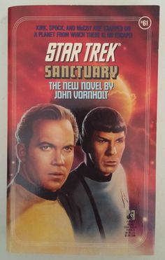 Star Trek: Sanctuary -- John Vornholt