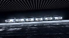 Schick gemachter Imagefilm 2013 von Audi!
