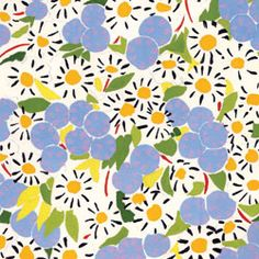Fabric inspired by Henri Matisse by Alexander Henry