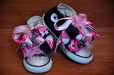 Hello Kitty Princess Sneakers. Cute!