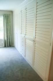 Image result for wardrobe doors Bedroom Wardrobe, Wardrobe Doors, Closet Doors, Shutter Blinds, Shutter Doors, Louvre Doors, White Closet, Cupboard Doors, Picture Design