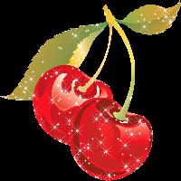 Sparkle #cherries !!!!