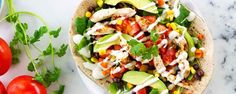 Slow Cooker Fiesta Ranch Chicken Wraps   Hidden Valley®