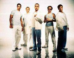 Backstreet Boys <3..i liked brian and kevin :)