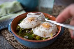 ♥Poached Eggs Recipe♥