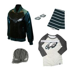 Be stylish & prepared for those chilly #Eagles game days!