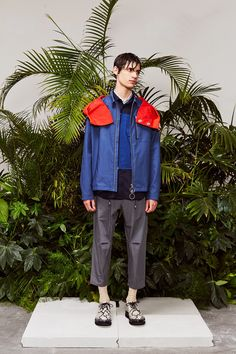 OAMC - Spring 2017 Menswear
