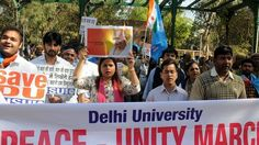 University student takes on student political party with viral online campaign gets rape threats Read more Technology News Here --> http://digitaltechnologynews.com  A 20-year-old student from Delhi University (DU) has been receiving rape threats on social media according to reports.  Gurmehar Kaur a student of Lady Shri Ram College has been viciously attacked by right-wingers for starting an online campaign against ABVP the student wing of India's ruling political party which clashed with…
