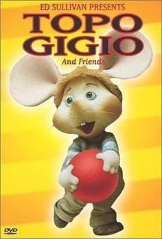 "Topo Gigio... ""I love you Eddie......"""