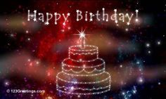 Happy Birthday Kristy