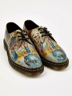 Dr Martens Hieronymus Bosch shoes