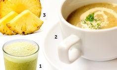 Aposte nos alimentos com ganho calórico negativo