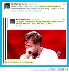 Neil Patrick Harris, people.