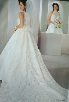 Mori lee 1998 Wedding gowns