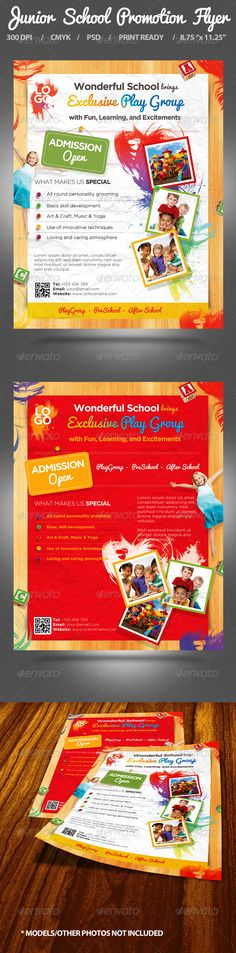 Kids Summer Camp Flyer Camping, Summer and Flyer template - daycare flyer