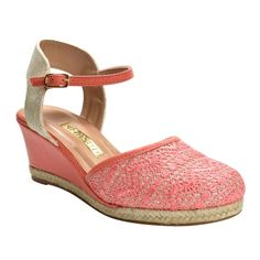 1172fb299 O seu estilo é você, escolha a sua tendência. Encontre Anabela Rendada Via  Marte Begelaranja - Calçados, Roupas e Bolsas no Mercado Livre Brasil.