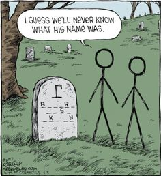 Still More Genealogy Humor from Sassy Jane to keep you going on the days when your researching is frustrating you. Still More Genealogy Humor from Sassy Jane to keep you going on the days when your researching is frustrating you. Cartoon Jokes, Funny Cartoons, Funny Comics, Genealogy Quotes, Family Genealogy, Genealogy Chart, Family History Quotes, Family Quotes, Family Research
