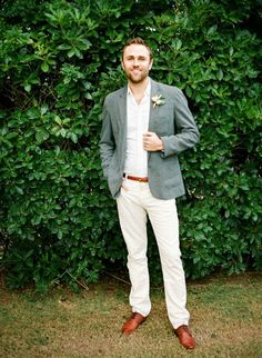 Mi Wedding Diario: Trajes para Novios ¿Comodidad o Tradición?