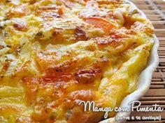 Omelete de Forno Recheado