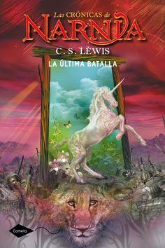 CAZADOR DE LIBROS: La Ultima Batalla - C.S. Lewis