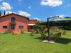Agriturismo Lupacama - Roccastrada Toscana Italy (maremma, tuscany, farm holidays) - http://www.agriturismoverde.com/ita/agriturismo/lupacama