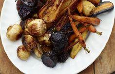 Hoe Rooster je Groenten in de Oven | Groenten combineren kan heel goed en is erg…