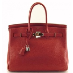 Hermes Grace Kelly bag...AND in red...oh yes, pretty please!!!