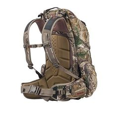 Pursuit Camouflage Hunting Backpack Bow Archery Rifle Back Pack Gear Bag New #Badlands