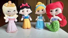 Princesas Feltro