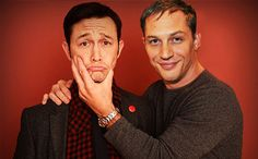 Tom Hardy, Joseph Gordon Levitt