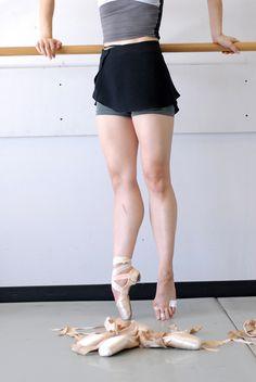 Ballet Feet #photography #stage #ballet #bts