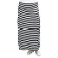 Lily Morgan Women's Plus Nautical Maxi Skirt Fashion Mode, Nautical, Lily, My Style, Skirts, Lilies, Skirt, Gowns, Skirt Outfits