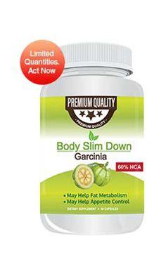 Body Slim Down Garcinia