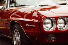 Vintage red Pontiac Firebird photo by David Straight ( on Unsplash Pontiac Firebird, Firebird Car, Pontiac Gto, Lava, Jaguar, Photo Macro, Cheap Sports Cars, Audi, Enjoy The Ride