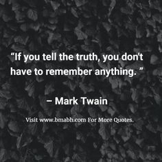 Truth Quotes And Sayings