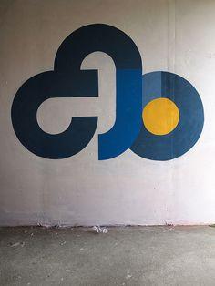 eko. Street art 000